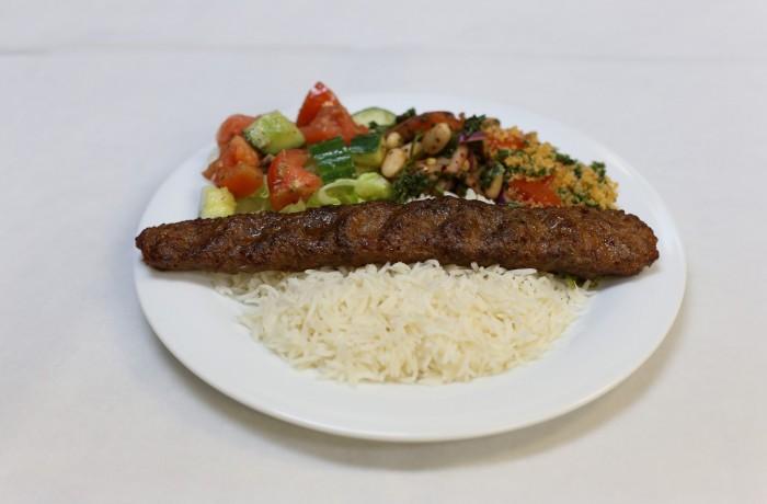 Adana Kebab Dinner